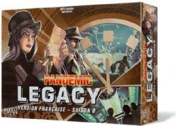 PANDEMIC LEGACY -  SAISON 0 (FRENCH)