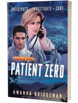 PANDEMIC -  PATIENT ZERO (ENGLISH)