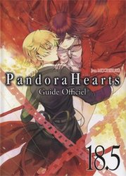 PANDORA HEARTS -  GUIDE OFFICIEL 18.5