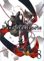 PANDORA HEARTS -  (V.F.) 08