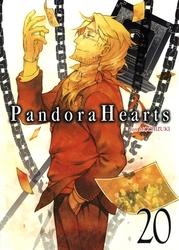 PANDORA HEARTS -  (V.F.) 20