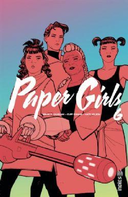 PAPER GIRLS -  (FRENCH V.) 06