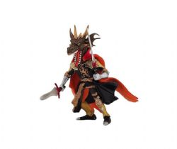 PAPO FIGURE -  FIRE DRAGON MAN -  FANTASY WORLD