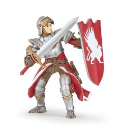 PAPO FIGURE -  GRIFFIN KNIGHT -  THE MEDIEVAL ERA 39798