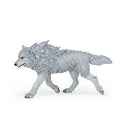PAPO FIGURE -  ICE WOLF -  FANTASY WORLD 36033