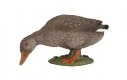 PAPO FIGURE -  PECKING FEMALE DUCK (1 X 2.75