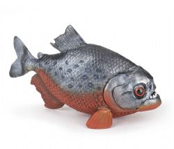 PAPO FIGURE -  PIRANHA -  WILD ANIMAL KINGDOM 50253