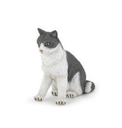 PAPO FIGURE -  SITTING CAT (2