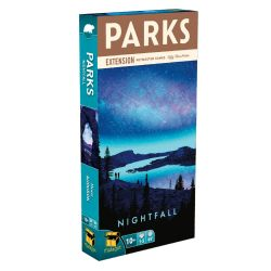 PARKS -  NIGHTFALL (FRENCH)