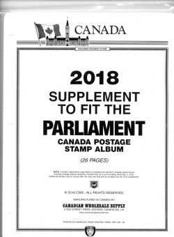 PARLIAMENT -  2018 SUPPLEMENT
