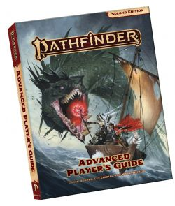 PATHFINDER 2E -  ADVANCED PLAYER'S GUIDE - POCKET EDITION (ENGLISH)