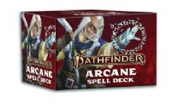 PATHFINDER 2E -  ARCANE (ENGLISH) -  SPELL CARD
