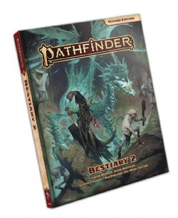 PATHFINDER 2E -  BESTIARY 2 (ENGLISH)
