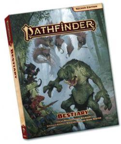 PATHFINDER 2E -  BESTIARY POCKET EDITION (ENGLISH)