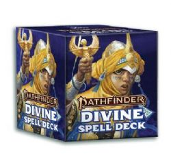PATHFINDER 2E -  DIVINE (ENGLISH) -  SPELL CARD