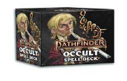 PATHFINDER 2E -  OCCULT (ENGLISH) -  SPELL CARD