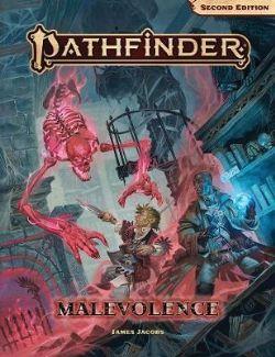 PATHFINDER 2ND -  ADVENTURE : MALEVOLENCE (ENGLISH)