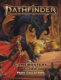 PATHFINDER 2ND -  GAMEMASTERY GUIDE: NPC PAWN COLLECTION (ENGLISH)