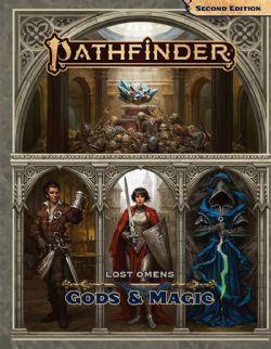 PATHFINDER 2ND -  GODS & MAGIC (ENGLISH) -  LOST OMENS