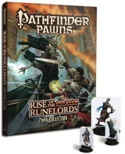 PATHFINDER 2ND -  PAWNS : RISE OF THE RUNELORDS (ENGLISH)