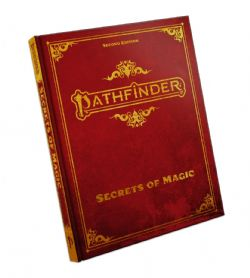 PATHFINDER 2ND -  SECRETS OF MAGIC SPECIAL EDITION