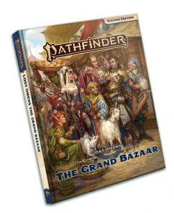 PATHFINDER 2ND -  THE GRAND BAZAAR (ENGLISH) -  LOST OMEN