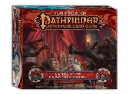 PATHFINDER ADVENTURE CARD GAME -  CURSE OF THE CRIMSON THRONE (ENGLISH)