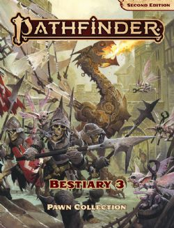 PATHFINDER -  BESTIARY 3 PAWN COLLECTION (ENGLISH)