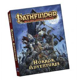 PATHFINDER -  HORROR ADVENTURES -  POCKET EDITION