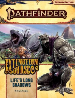 PATHFINDER -  LIFES LONG SHADOWS (ENGLISH) -  EXTINCTION CURSE 03