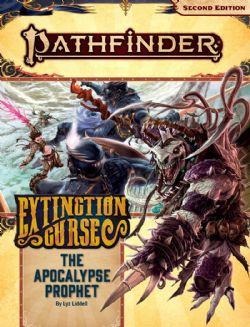 PATHFINDER -  THE APOCALYPSE PROPHET (ENGLISH) -  EXTINCTION CURSE 06