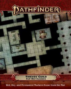PATHFINDER -  THIEVES' GUILD -  FLIP-MAT CLASSICS