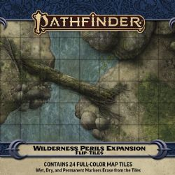 PATHFINDER -  WILDERNESS PERILS EXPANSION -  FLIP-TILES