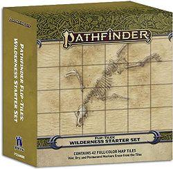 PATHFINDER -  WILDERNESS STARTER SET -  FLIP-TILES