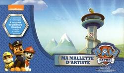 PAW PATROL -  MA MALLETTE D'ARTISTE