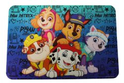 PAW PATROL -  PLACEMAT - FIVE HEROES