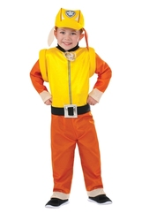 PAW PATROL -  RUBBLE COSTUME (TODDLER)