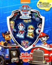 PAW PATROL -  SUCTION CUP ALBUM