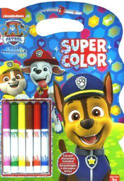 PAW PATROL -  SUPER COLOR