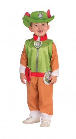 PAW PATROL -  Tracker COSTUME (CHILD)
