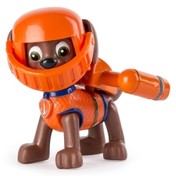 PAW PATROL -  ZUMA FIGURE WITH BACKPACK -  MISSION QUEST
