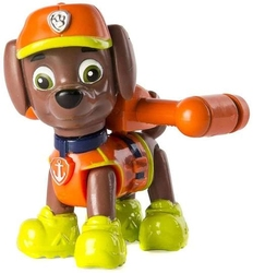 PAW PATROL -  ZUMA FIGURE WITH BACKPACK