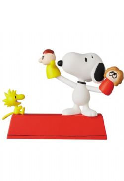 PEANUTS -  PUPPET SHOW WITH WOODSTOCK -  SNOOPY SERIES 11