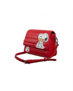 PEANUTS -  SNOOPY DOG HOUSE INSPIRED SHOULDER BAG