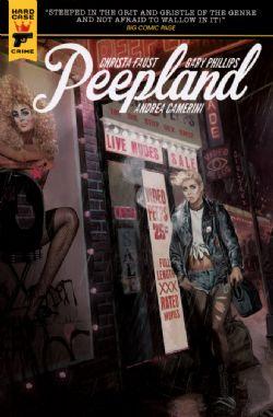 PEEPLAND -  TP -  HARD CASE CRIME