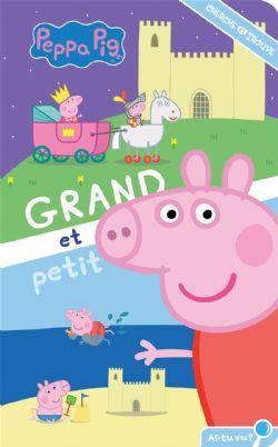 PEPPA PIG -  GRAND ET PETIT -  MON PREMIER CHERCHE ET TROUVE