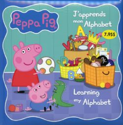 PEPPA PIG -  J'APPRENDS MON ALPHABET