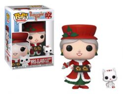 PEPPERMINT LANE -  POP! VINYL FIGURE OF MRS. CLAUS & CANDY CANE (4 INCH) 02