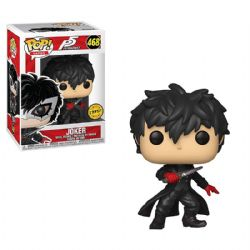 PERSONA 5 -  POP! VINYL FIGURE OF JOKER (4 INCH) (CHASE) 468