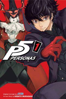 PERSONA -  (ENGLIGH V.) -  PERSONA 5 01